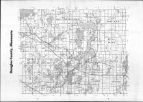 Index Map, Douglas County 1986